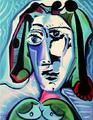 Woman with Shawl by Raúl Cañestro