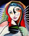 Oriental Woman by Raúl Cañestro
