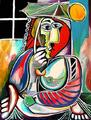 Woman with Umbrella by Raúl Cañestro