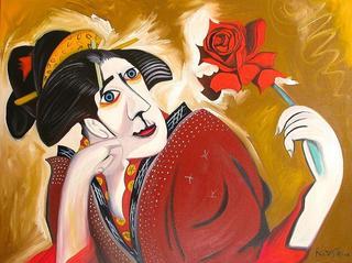 The Rose by Raúl Cañestro