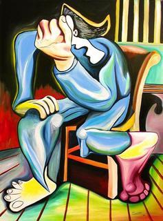 Loneliness by Raúl Cañestro