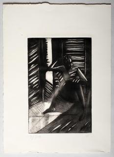 The Blind by Victoria Peragón