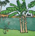 The Tomato Plant and the Plane Tree by Teofanú Calzada