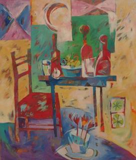 Still Life by Rana Heyrati