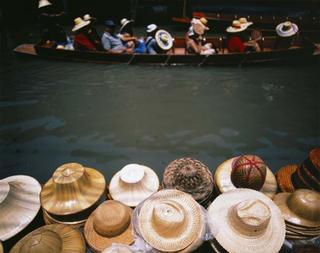 Hats by Jorge Polo