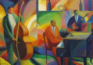 Blues Festival by Guillermo Martí Ceballos
