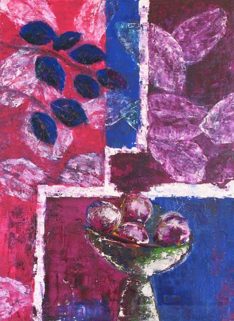 Color Still Life 2 by Jaime Pérez Magariños