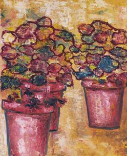 Flowerpots by Jaime Pérez Magariños