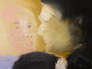A man an a Woman by Uri Berger
