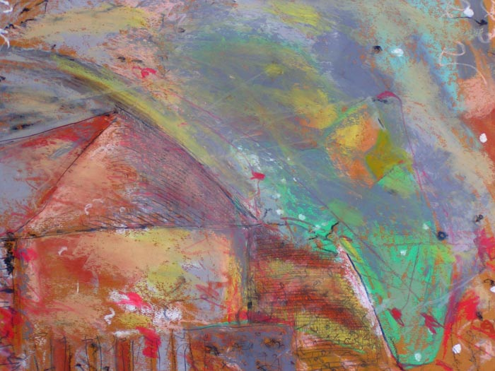House under the Rainbow by Uri Berger