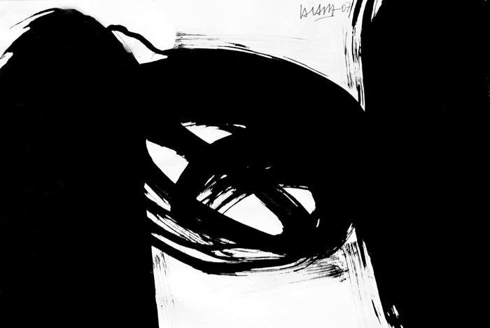 Autoportrait 2 by Alejandro Caiazza