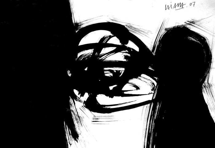 Autoportrait 3 by Alejandro Caiazza