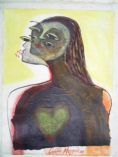 Corazón al Vacio by Odilia Mezquía