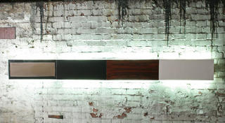 Wall Light by Robert Schlegel