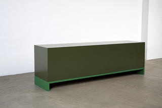 Dock150 Lowboard by Martin Holzapfel