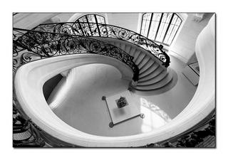 Spiral Staircase (II) by Alberto Perez Veiga