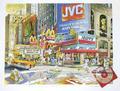 Manhattan II by Daniel Authouart