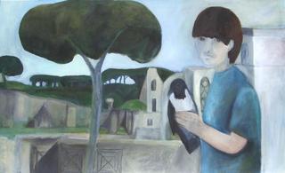 Boy in the Palatine by Jan Neale
