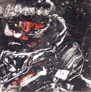 Nocturne 48x48 - 4 by Helcio Barros