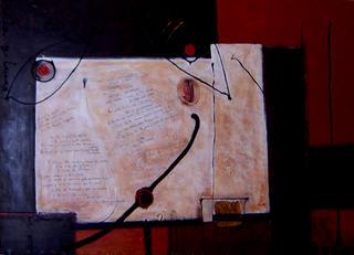 Walk:  B Series. Youth  y Fantasy. Artwork 7 by S. Alvarez