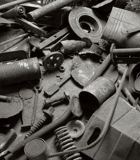 Scrap Iron by Jaume Capella