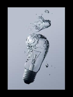 Bubble Bulb  3 by Jaume Capella
