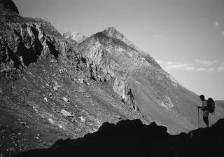 Juan Pau als Pirineus by Jaume Capella