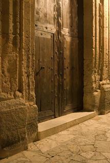 Main Door by Jaume Capella