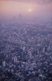 Tokio at Dusk by Jaume Capella