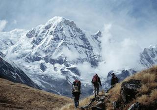 Ruta de los Annapurnas by Jaume Capella