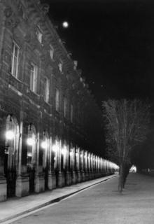 Full Moon - Paris by Jack Dzamba