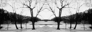 Double Pond (Diptych) by Jack Dzamba