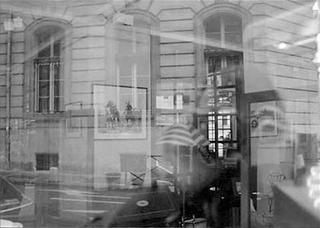 Paris Reflections 2 by Jack Dzamba