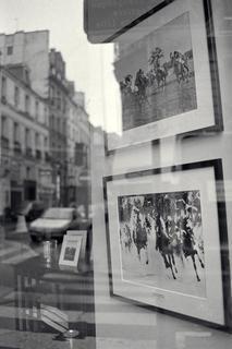 Paris Reflections 1 by Jack Dzamba