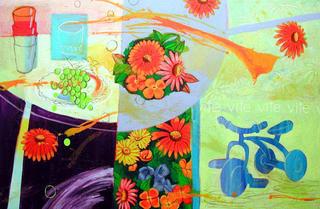 Que lluevan flores by María Burgaz