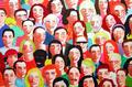 Gente sonriente by María Burgaz