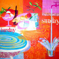 Saturday and Sunday by María Burgaz