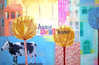 Home sweet home by María Burgaz