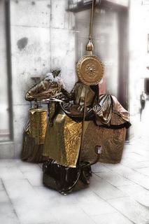 Knight-Errant by Jose Luis Mendez Fernandez