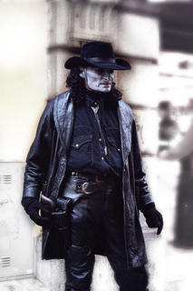 Outlaw by Atman Victor