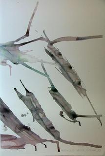 Sangría Paper  07 by Javier Lechuga