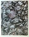 Sangría Paper 03: Black, Silver by Javier Lechuga