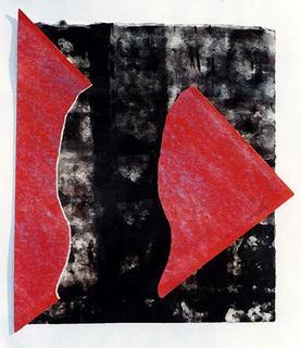 Break Triangle by Rafael Gil