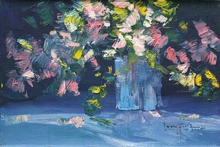 Flowers by U Lun Gywe