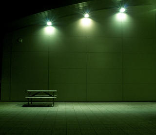Bench by Peter Muller