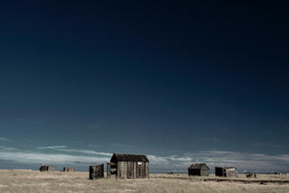 D-ness Huts by Peter Muller