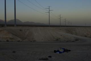 Desert Trash by Peter Muller