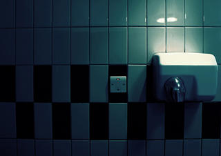 Hand Drier by Peter Muller