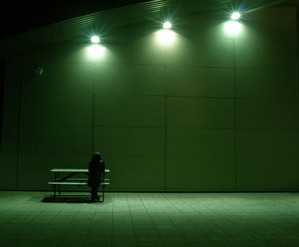 Night Girl by Peter Muller