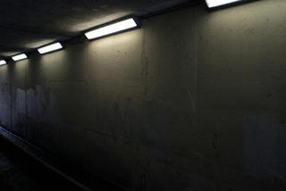 Underpass by Peter Muller
